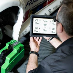 Bosch Mobile Wheel Alignment