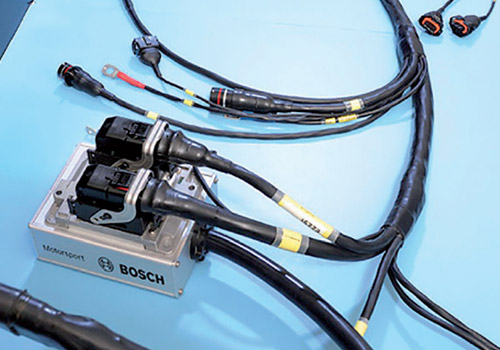 bosch motorsport wiring harnesses motorsport systems motorsport wiring harness customized wiring harnesses